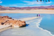 Chile Travel / Chile Travel Inspiration. Itinerary ideas, city guides, hiking destinations, best places to visit and tips for Patagonia, Atacama and more!
