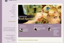 saloon website