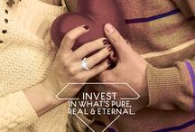Invest In Love / Its not just a diamond, its an investment in love
