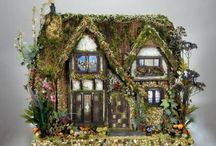 Fairy Houses / by Amy Eskew