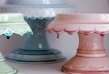 Cake Stand & Cupcake Stands / by Jacqueline Lei