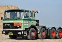 • Auto: FTF(NL) • / FTF(NL) - Floor Truck Fabriek -  Nederlandse vrachtwagenfabrikant
