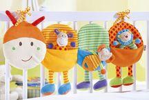 Шитьё (игрушки, коврики и др.)