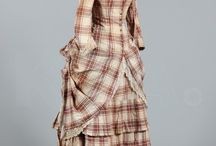 Victorian dress / Victorian clothing and costume / by James Kelly