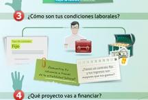 Infografías Domestica tu Economía // Iniciativa de Cetelem España