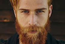 Bearded men are obsession
