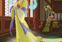 Princesas de disnei