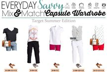 Outfits - Capsule Wardrobe