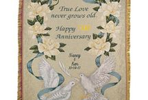 Parents' Anniversary Party ideas / Ideas for Mom and Dad's 50th Wedding Anniversary Party