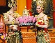 Thai / Bali Party Inspiration