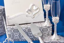 Stunningly Coordinated Wedding Accessories