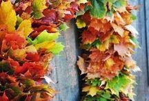 Efterår / Jeg skal bruge ideer til udeskole - omkring efterår