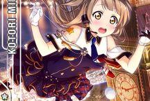 Love Live -Minami Kotori