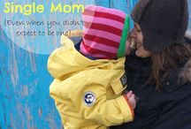 Raising kids alone / Suggestions to help you with raising your children alone as a single mom