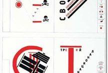 El lissitzky//Typographie