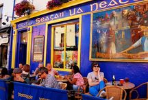 Galway Pubs / A selection of our recommended pubs in the vibrant city of Galway - west of Ireland
