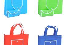 torby na zakupy.