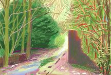 david hockney art paintings