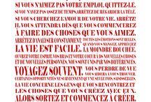 Faves / Toutes les choses françaises
