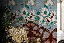 Wallpaper, murals