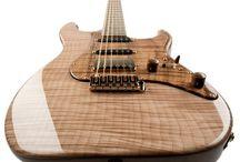 NOVA GUITARRA / Ideias de nova guitarra para luthier trabalhar em cima!