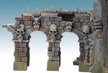 3D CONSTRUCTIONS / Houses, decorative building elements