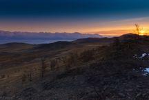 Tajeran Steppe / Photo Tajeran Steppe (Baikal) 2014