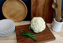Kitchenware at Cauliflower / Simple beautiful and useful kitchen ware from Cauliflower.
