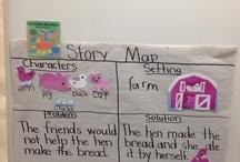 Story map per asilo