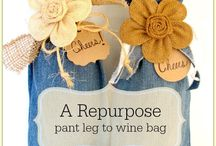 Repurpose-recycle-reuse-just re---