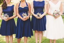 Bridesmaids / Bridesmaids usually do all the hard work during our Big Day! We need to award them by offering them a wonderful look that will also add to our ceremony! Love your Bridesmaid and follow our board!