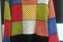 blusa de crochê