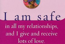 Louise L Hay affirmations