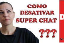 Como Desativar Super Chat Youtube