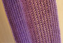 Reversible Lace Knitting / by Connie Axford