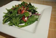 Salad Recipes! / by Taylor   Food Faith Fitness