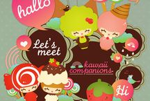 Kawaii / by Viviane Garcia da Costa