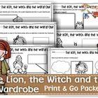 O leão, a feiticeira e o guarda roupa