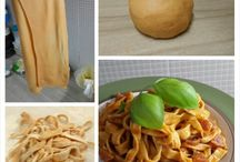 All about pasta / Is all abaout my pasta story.☺