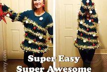 ulgy christmas sweaters