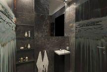 Małe a cieszy - łazienka 180x160 / Na niewielkiej powierzchni można stworzyć ciekawą aranżację.  Chętnie stworzymy coś i dla Was. Kontakt: info@interior4u.eu