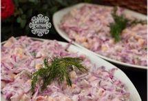 mor lahana salatasi