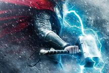 The hottest(besides hiccup) movie character ever!! THOR!!❤❤❤ / An amazing movie!!
