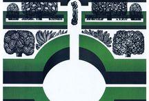 David Gentleman / Dedicated to the work of designer/printmaker David Gentleman