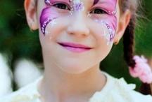 Face paint / by Cheri Gajadhar