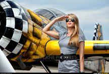 Aviation Glamour