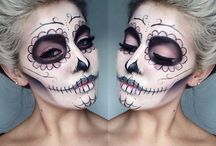 Halloween makeup / Makeup Halloween ideas