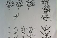A Tangle Patterns