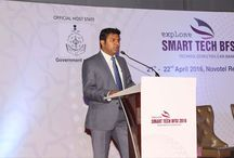 "Smart Tech BFSI 2016 Summit, Goa, India / Explore Exhibitions takes the privilege to host ""SMART TECH BFSI 2016"" which will be held on 21st & 22nd of April 2016 in Goa, India. This conference will be a platform for 400+ leading industry professionals from the BFSI Sector to gain knowledgeable insights and far-reaching technological implications and best practices that best suits their company requirements. The summit will throw light on the issues and challenges from the BFSI Sector. www.smarttechbfsi.com"