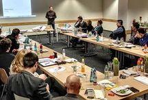Vorträge, Seminare, Veranstaltungen und Trainings / Alles was wir noch neben der Webentwicklung machen.